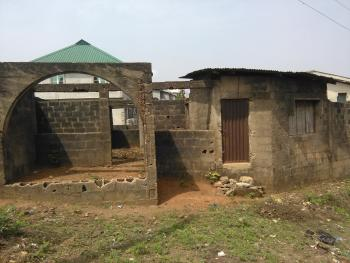 Uncompleted Building, 13, Olusola Esan Street, Off College Rd, Ipaja, Lagos, Detached Bungalow for Sale