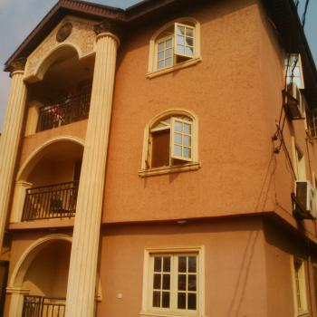 Lovely 2 Bedroom Flat, Mafoluku, Oshodi, Lagos, Flat for Rent