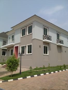 4 Bedroom Fully Detached Duplex with Bq, Durumi, Durumi, Abuja, Detached Duplex for Rent