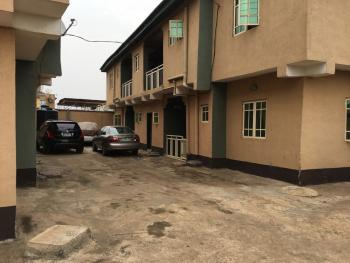 Well Spacious 2 Bedroom Flat, Abule Tailor Bus Stop, Abule Egba, Agege, Lagos, Flat for Rent