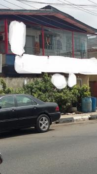 Nice Two Rooms Office Space, Palmgrove, Shomolu, Lagos, Office for Rent
