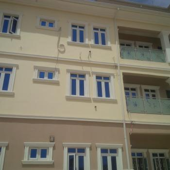 Brand New, Solidly Built Block of 2 Bedrooms Flat with a Room Self Contained Bq, By Gilmore Construction Yard, Jahi, Abuja, Flat for Rent