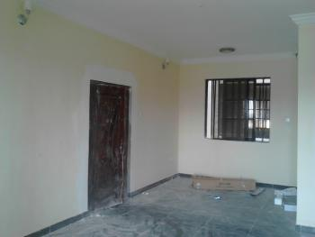 Lovely and Newly Built 3 Bedroom Flat, Off Herbert Macaulay Way, Ebute Metta East, Yaba, Lagos, Flat / Apartment for Rent