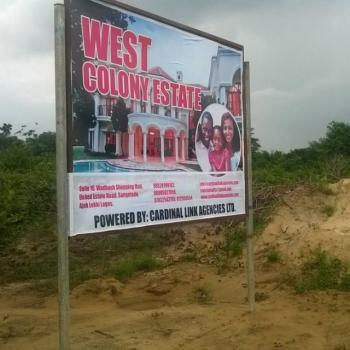 50 Plots of Land, 4, Alfa Bus Stop, Sangotedo Ajah, Arapagi Oloko, Ibeju Lekki, Lagos, Mixed-use Land for Sale
