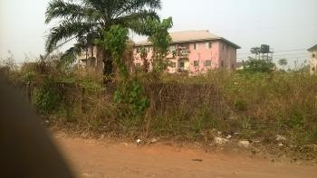4 Plots of Land Strategically Located for Hostel and Other Commercial Investment, Bishops Court, Behind Imo State University, Owerri, Imo, Mixed-use Land for Sale