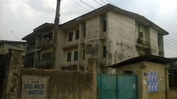 a Block of 6 Flats, Ikenegbu, Owerri, Imo, Block of Flats for Sale
