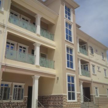 a Tastefully Finished and Brand New 2 Bedroom Flat with 1room Bq at Jahi District, Jahi District By Gilmo Construction, Jahi, Abuja, Flat for Rent