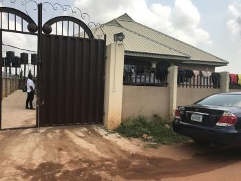 3 Bedroom Units in 2 Flats, Beside Mouka Foam Off Sapele Road, Benin, Oredo, Edo, Self Contained Flat for Sale