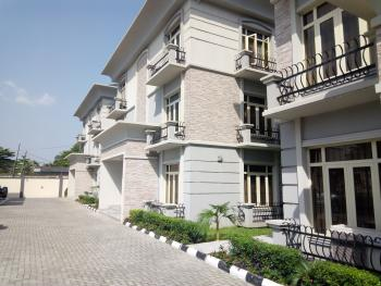 Brand New and Luxuriously Finished Four (4) Bedroom Semi-detached House with a Boys Quarters, Ikoyi, Lagos, Semi-detached Duplex for Rent