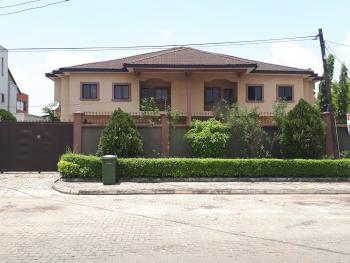 Classic 4 Bedroom House with a Study and a Room Bq, Parkview, Ikoyi, Lagos, Semi-detached Duplex for Rent