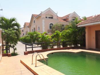 Dazzling 4 Bedroom Semi Detached House with a Room Bq in a Mini Estate, Parkview, Ikoyi, Lagos, Semi-detached Duplex for Rent