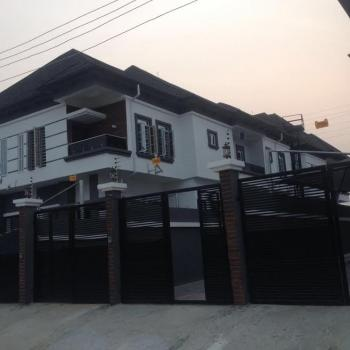 Brand New Four Bedroom Semi Detached House with a Bq, Ikota Road, Lekky  County Homes, Ikota Villa Estate, Lekki, Lagos, House for Rent