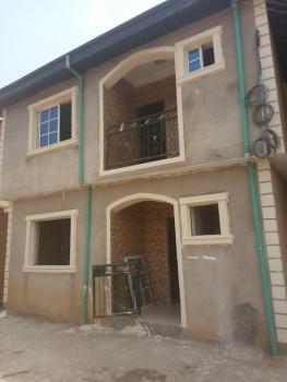 a Newly Built 2 Bedroom Flat, Kudirat Akinsanya Road, Canoe, Oke Afa, Isolo, Lagos, Flat / Apartment for Rent