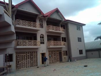 Block of Luxury 6 Units 3 Bedroom Flats, Plus One Room Self Contained Room, 7 Freedom Street, Behind Court Estate, Off East/west Road (by Adamac), Port Harcourt, Obio-akpor, Rivers, Block of Flats for Sale