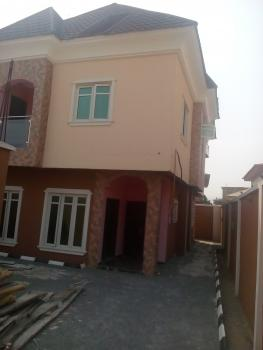 Classy 4 Bedroom Duplex (new), Harmony Estate, Off Langbasa Road, Ado, Ajah, Lagos, Semi-detached Duplex for Rent