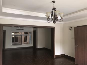 Serviced 3 Bedroom Flat with Bq, Swimming Pool and Standby Generator, Maitama District, Abuja, Flat / Apartment for Rent