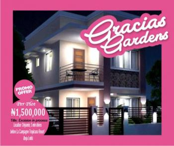 Gracia Gardens, Opposite Lekki Free Trade Zone Road, Before Lacaaign Tropicana Resort, Arapagi Oloko, Ibeju Lekki, Lagos, Mixed-use Land for Sale