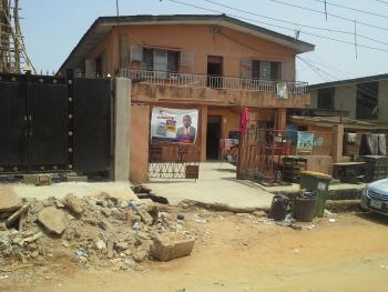 a Storey Building on a Full Plot, Off Ogudu Road, Ojota, Lagos, Block of Flats for Sale