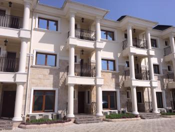 4 Bedroom Terrace with a Room Bq, Lekki Phase 1, Lekki, Lagos, House for Rent