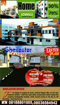 4 Bedroom Terraced Duplex, Lokogoma District, Abuja, Self Contained (studio) Flat for Sale