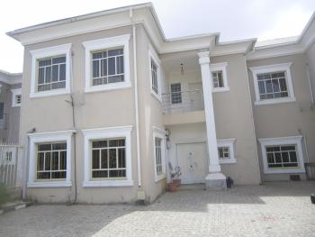 4 Bedroom Duplex + 2 Lounge{renovated}, Off Firs, Katampe, Abuja, Detached Duplex for Rent