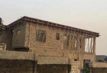 4 Bedroom Semi Detached Duplex(shell Stage), Gateway Zone, Gra, Magodo, Lagos, Semi-detached Duplex for Sale