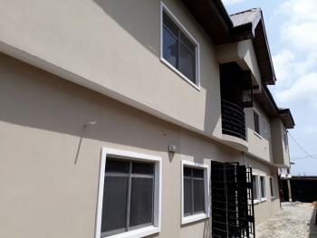 Brand New 4 Units of 3 Bedroom Flats in an Estate, Sangotedo, Ajah, Lagos, Flat / Apartment for Sale