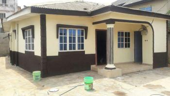 Executive 3 Bedroom Flat, Alone in The Compound, Baruwa, Ipaja, Lagos, Detached Bungalow for Rent