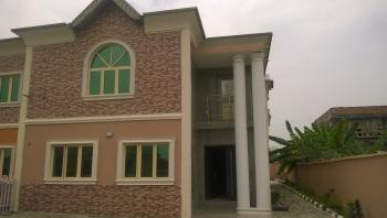 Brand New and Superbly Finished 4 Bedroom Semi-detached Duplex, Lekki Peninsula Scheme Two, Ogombo, Ajah, Lagos, Semi-detached Duplex for Rent