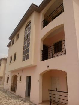 a Classy 3 Bedroom Flat (upstairs), Beside Lekki Gardens Phase 1 ,by Splash Farm Bus Stip, Canaan Estate, Ajah, Lagos, Flat / Apartment for Rent