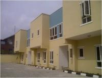 Nice 4 Bedroom Terrace Houses at Bakare Estate, Bakare Estate, Agungi, Lekki, Lagos, Terraced Bungalow for Sale