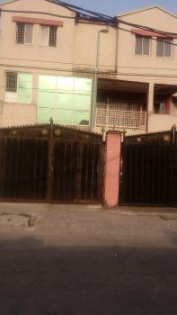 4 Bedroom Terrace Property with Bq, Olusoji Idowu, Ilupeju, Lagos, Terraced Duplex for Sale