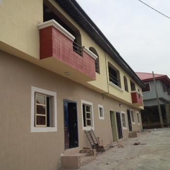 Brand New 2 Bedroom Flat, Orange Estate, Ojodu, Lagos, Flat for Rent