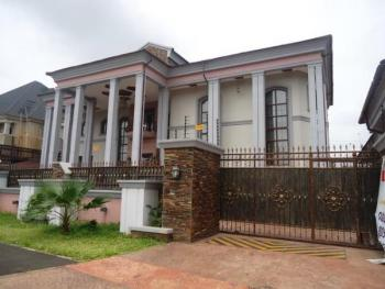 Fully Furnished, Serviced & Amazing Finished 5 Bedrooms Detached Duplex with Maids Quarters, Off Ibb Boulevard Way, Maitama District, Abuja, Detached Duplex for Sale