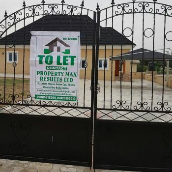 Luxury 3 Bedroom Bungalow, Carlton Gate Estate, Akobo, Ibadan, Oyo, Detached Bungalow for Rent