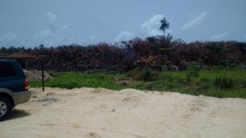 Well Located Plots of Land, Common Boundary with Orange Villa, Ogombo, Ajah, Lagos, Residential Land for Sale