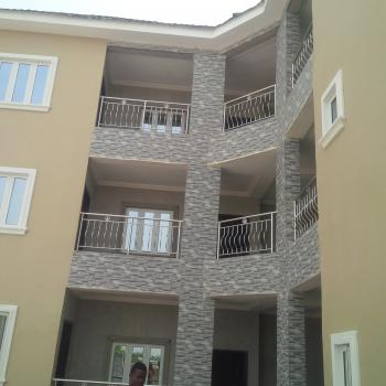 Elegantly Finished 2 Bedroom Luxurious Apartments, Near Family Worship Centre, Wuye, Abuja, Flat / Apartment for Rent