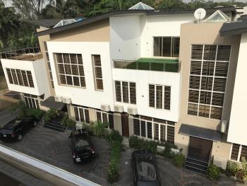 Contemporary / Beautiful and Luxurious 4 Bedroom Terrace House with a Swimming Pool, Old Ikoyi, Ikoyi, Lagos, Terraced Duplex for Rent