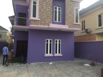 Furnished Detached House, Off Olatunji Alao Street, Lekki, Lagos, Detached Duplex Short Let