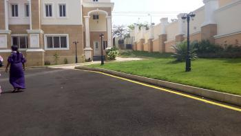 Brand New 9 Units of Luxury and Tastefully Serviced 3 Bedroom Terrace Duplex with  2 Rooms Bq Attached, Pool, Tennis Court, Off Ibb Way, Maitama District, Abuja, House for Rent