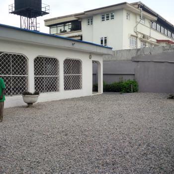 Very Decent Bungalow on 1000sqm + 2 Bedroom Guest Chalet + 2-room Bq, Off Oduduwa Way, Ikeja Gra, Ikeja, Lagos, Detached Bungalow for Rent