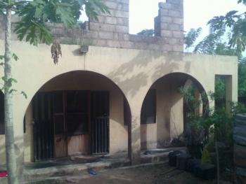 Plot of 700sqm Consisting of a Boys' Quarter of 2 Floors of 3 Bedrooms Each with Large Space in Front for Future Development, Behind Ibadan Grammar School, Off Molete, Ibadan, Oyo, Block of Flats for Sale