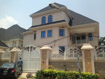 Brand New Beautifully Built 8 Bedroom Fully Duplex, Karu Close, Lake Chad, Maitama District, Abuja, Detached Duplex for Sale