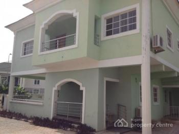 Well Finished 5 Bedroom Fully Detached Duplex with 2 Rooms Bq with Pool, Maitama District, Abuja, Detached Duplex for Rent