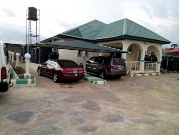 Luxury 4 Bedroom Flat with Large Compound, Fagun Estate, Akure, Ondo, Terraced Bungalow for Sale