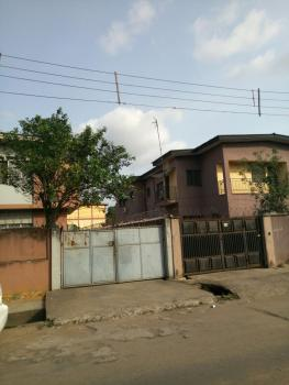 4 Bedroom Twin Duplexes with a Room Bq Each, Closed to Marblefield Hotel, Mafoluku, Oshodi, Lagos, Detached Duplex for Sale