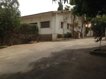 Massive and Well Located 4 Bedroom Bungalow with Boys Quarters on 1300 Sqm of Land, Maitama District, Abuja, Detached Bungalow for Sale
