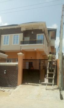 Brand New 5 Bedroom with Bq, Ikate Elegushi, Lekki, Lagos, Semi-detached Duplex for Sale