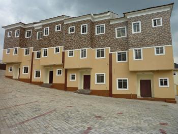4 Units of 4 Bedroom Terraced Houses, Franca Afegbua Crescent, Gudu, Abuja, Terraced Duplex for Sale