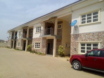 Serviced and Tastefully Finished 3 Bedroom Terraced House, Life Camp, Gwarinpa, Abuja, Terraced Duplex for Rent